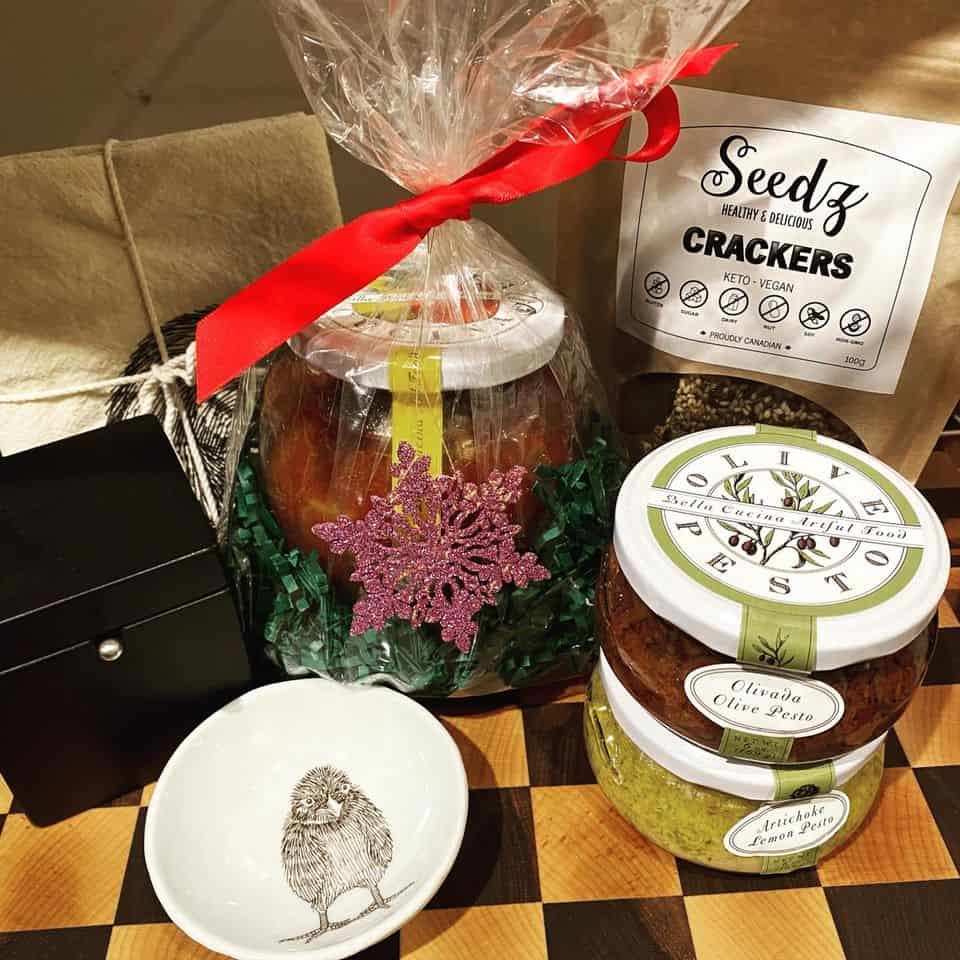 Gift Baskets and Last Minute Gifts
