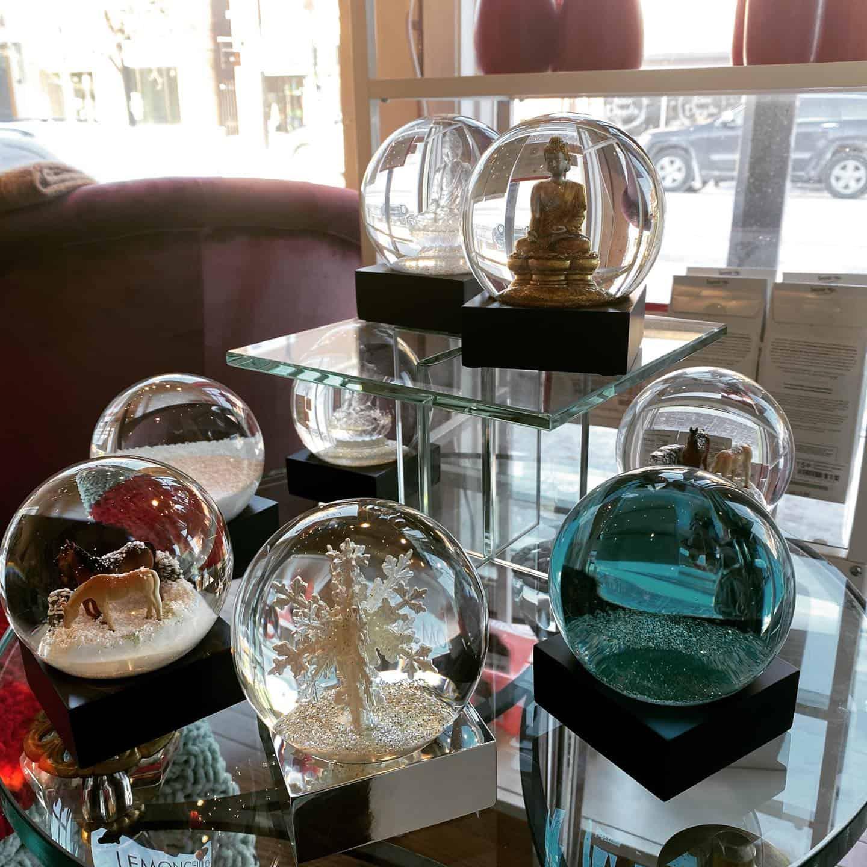 Cool Snow Globes at Lemonceillo Home & Gift