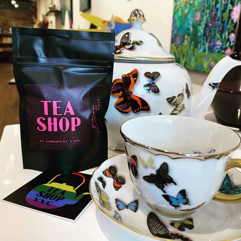 The Tea Shop YYC at Lemonceillo Home & Gift