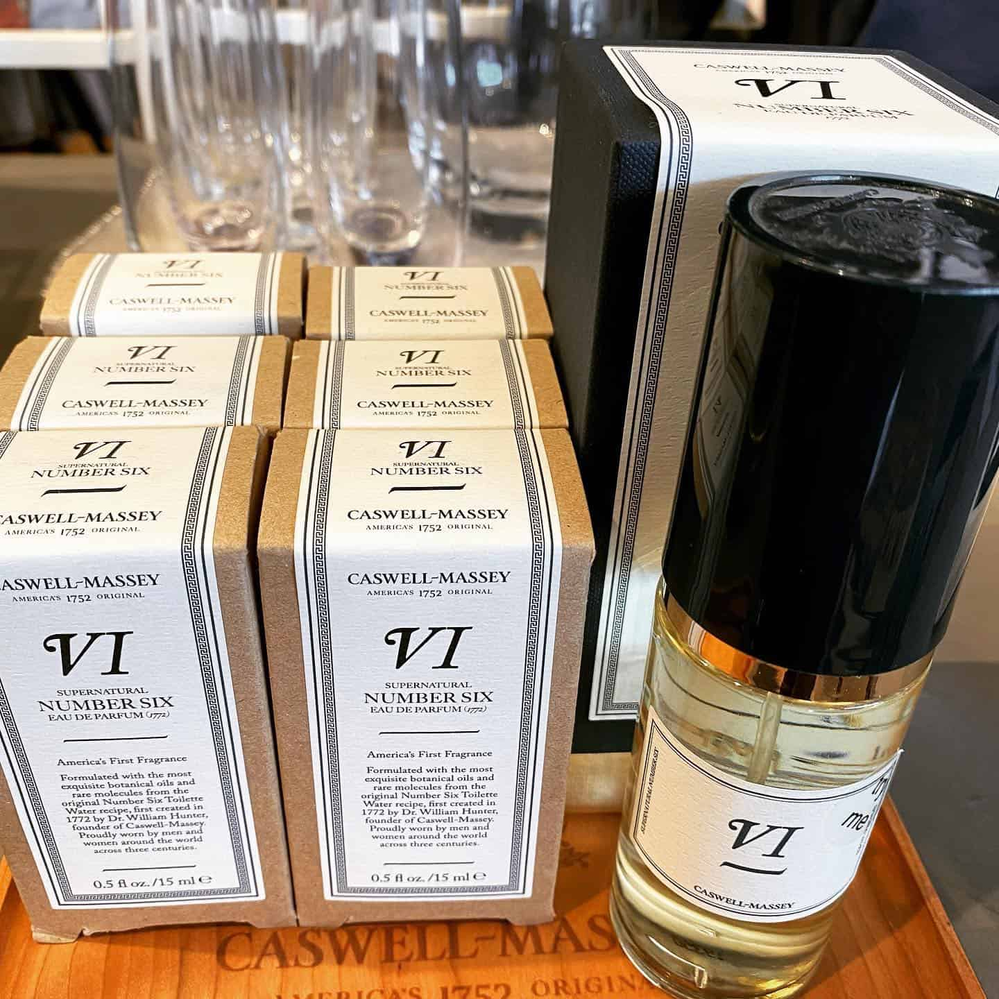 Caswell-Massey Number Six Fragrance