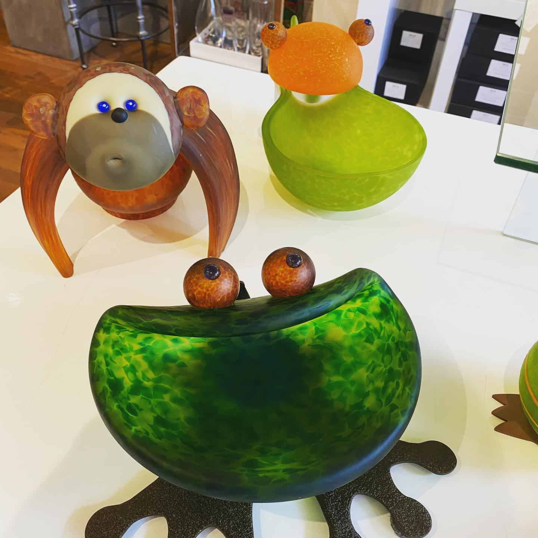 Borowski Glass Art at Lemonceillo