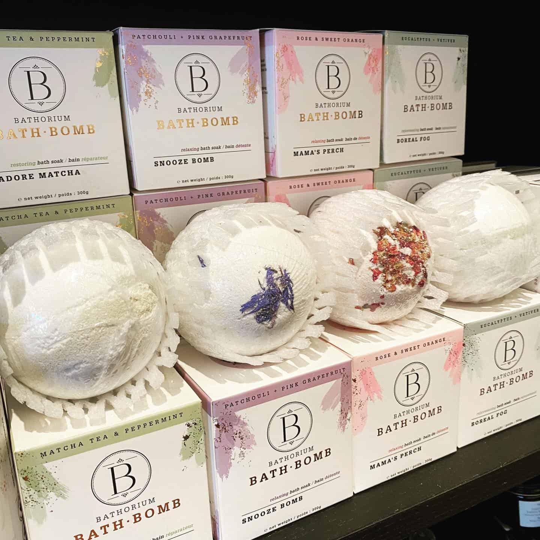 Soothing Bathorium Bath Bombs